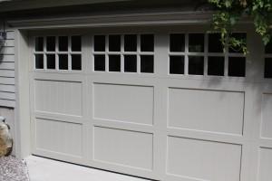 Residential Garage Door Gray | Rockland, ME